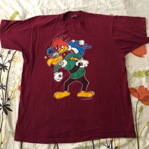 Vintage 1997 Woody Woodpecker and Friends .XL